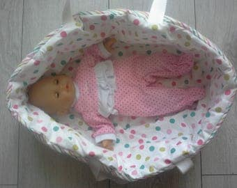 To order doll bassinet