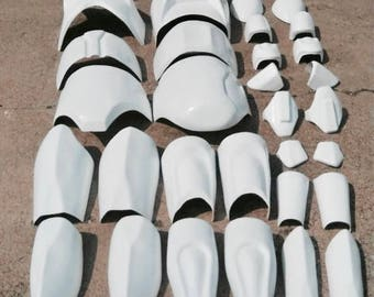 star wars 1:1 clone trooper Armor Helmet life size movie costume armor prop Set