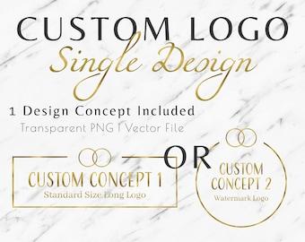 Custom Logo Design - Single Logo