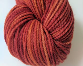 The Mallee - Fine Merino - 4 ply Fingering - 50g