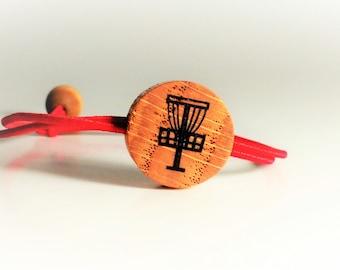 Disc Golf Bracelet - Bungee
