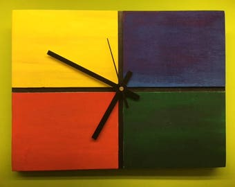 "Wall clock ""color clock"""