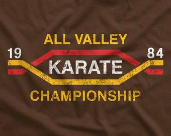 Karate Kid - All Valley Karate Championships T-Shirt