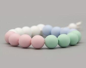 """Bracelet/Still bracelet """"Eve"""" silicone bracelet"""