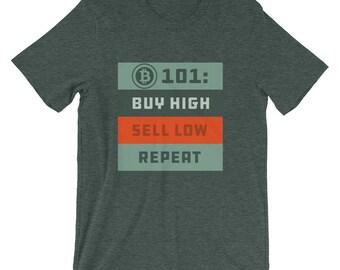 Bitcoin shirt - Bitcoin - Bitcoin Strategy - Gift for Bitcoin - Hodl - Bitcoin miners - Funny Bitcoin Shirt