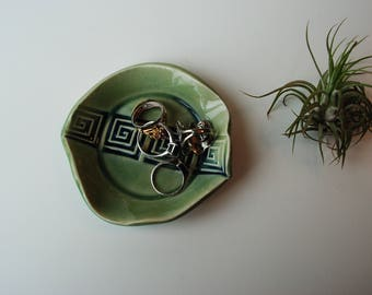 Small Trinket Dish | Ring Dish | Handmade Ceramic Dish | Pottery Dish | Several Colours to Choose From