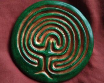 Finger Labyrinth Brigid