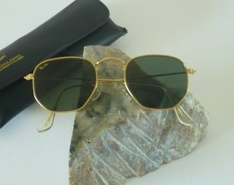 Vintage Ray Ban W0980 VPA classic collection III Arista G of 15-47 mm by B & L