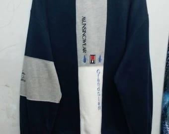 Vintage Grandslam Munsingwear sweatshirt M