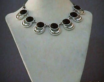 Sarah Coventry necklace, bracelet and earrings