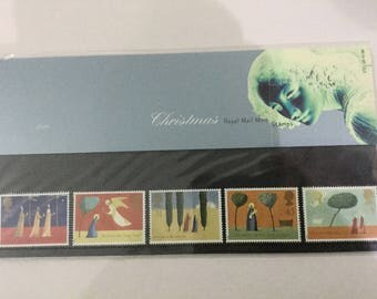 Christmas Royal Mail Mint Stamps Presentation Pack 1996