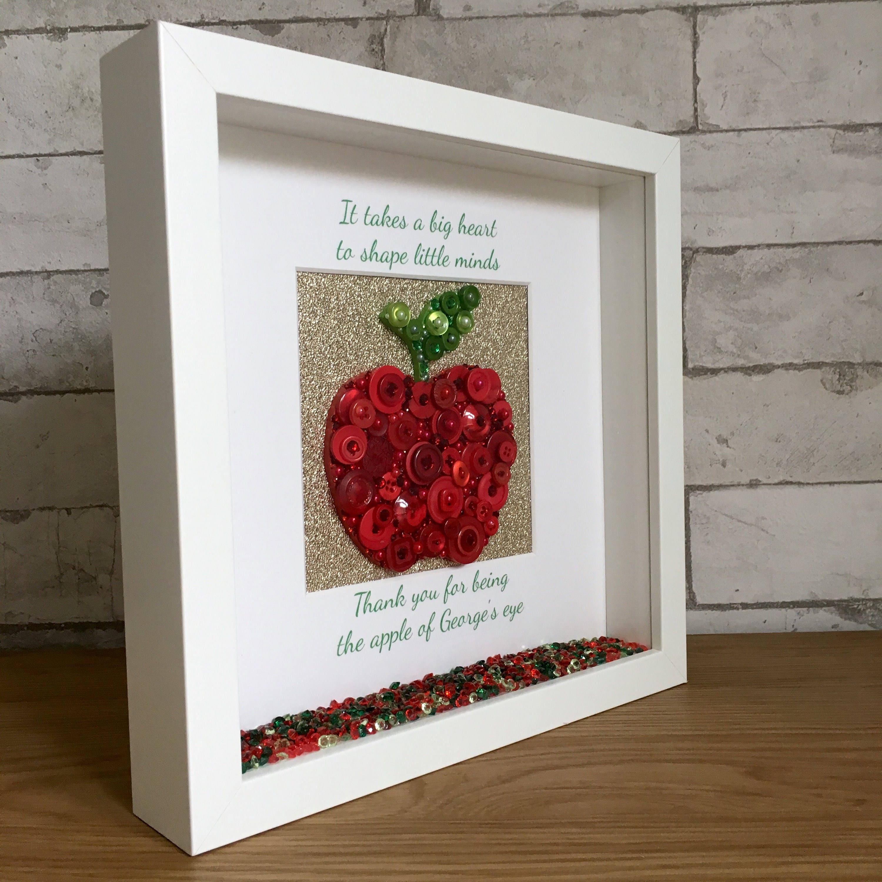 Personalised teacher gift thank you gifts for teachers sold by beckifoundsometime jeuxipadfo Choice Image
