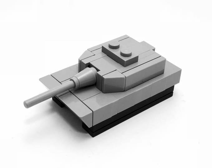 Leopard 2SG Main Battle Tank - Microscale Building Kit 301