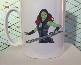 Gamora - Guardians of the Galaxy -Gift Mug