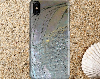 iphone x case Silver Abalone iphone 6 case iphone 7 case iphone 8 case iphone 8 plus case samsung s8 case samsung note 8 case 7