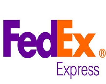 Fedex Express Shipping , 1-3 Business Day to Worldwide