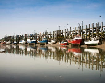 Rye Harbour Boats