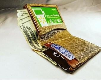 Men's Leather Wallet, Handmade Leather Wallet, Men's Wallet, Leather Wallet, Leather Bifold, I.D. Wallet