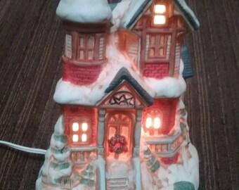 Christmas House, Lighted Christmas House
