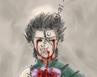 Fate Zero Lancer Diarmuid Ua Duibhne