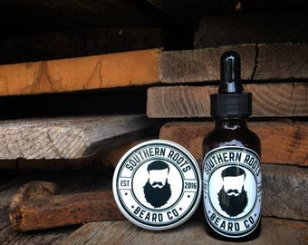 Beard Oil 1oz Southern Gentleman scent