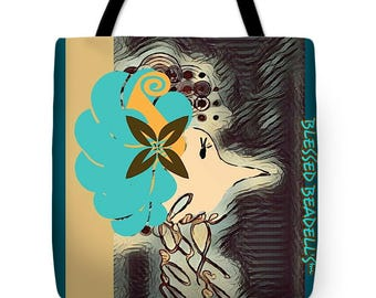 LOVE LIFE Bold tote bag
