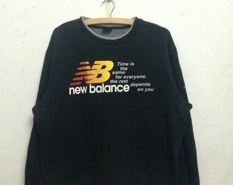 Vintage 90's New Balance Sweatshirts Size L