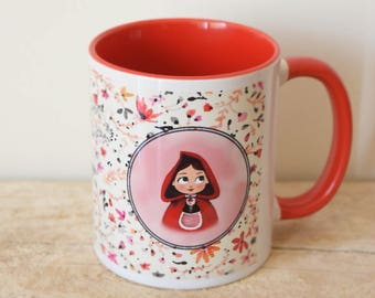 Little Red - Red Riding Hood mug