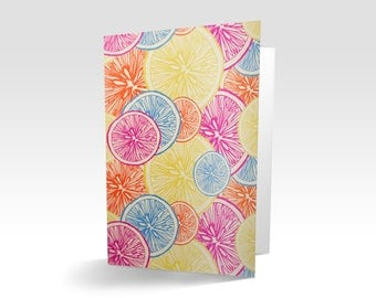 Zest A6 Greetings Cards