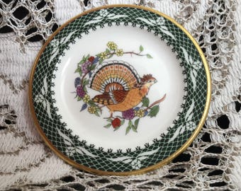 Franklin Porcelain Pin/Pat Dish