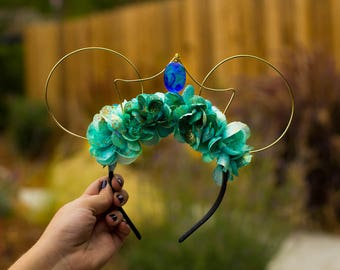 Princess Jasmine Disney Ears