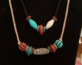 Double Layer Boho Necklace