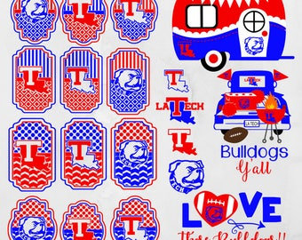 Louisiana Tech Etsy