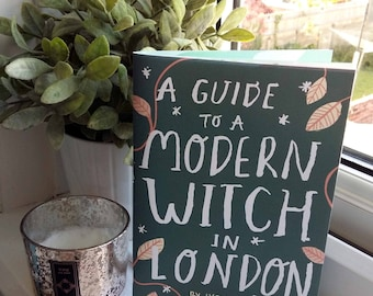 A Guide to a Modern Witch in London ZINE