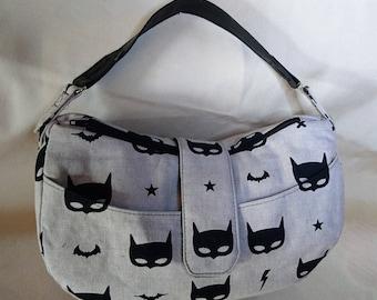 BatBag! Batman inspired handbag