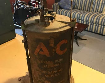 Vintage AC Spark Plug Cleaner and Re-gapper