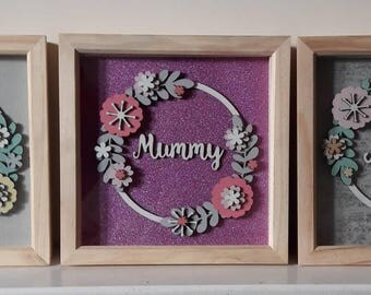 Personalised Mothers Day Frame
