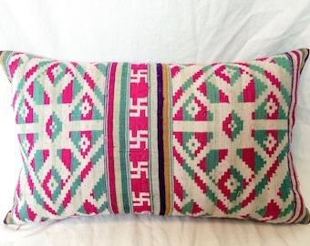 Chinese wedding pillow