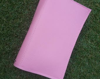 Traveler's notebook pink