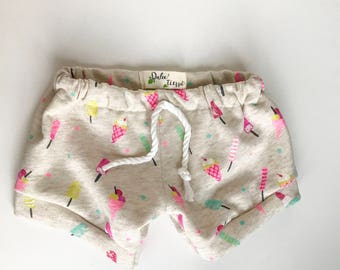 Ice cream dream shorts
