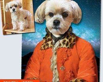Custom Pet Photo,Your Pet Photo,Pet Memorial,Pet Tribute,Pet Lover Gift,Dog Poster,Maltese Poster,Pet Decor,Vets,Cats,Dogs,Funny Pet Posters