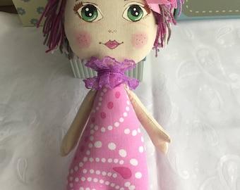 Pinky Kookie Angel Doll