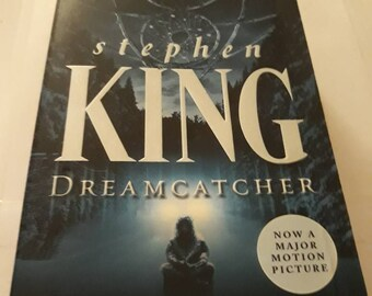 2003 Paperback Edition Dreamcatcher Stephen King