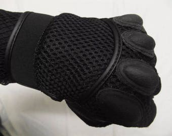 Batman Gloves propaccurate, size M,L,XL,XLL The Dark Knight  Rises movie