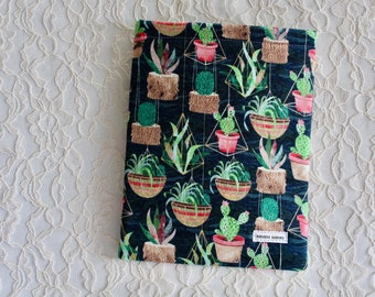 Potted Plants Standard Book Sleeve