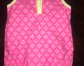 Baby girl Romper size 9 month