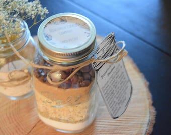 Mason Jar Lactation Cookies