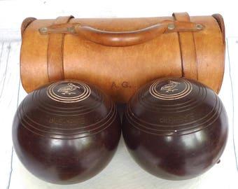 Lawn Bowling Balls Etsy