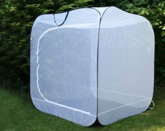 Butterfly breeding box 175x175x175cm