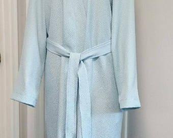 Kimono Bathrobe - Loungewear - Housecoat- Sleepwear - Pajamas - Hospital Gown - Gift for her - Bathrobes - Nightgown